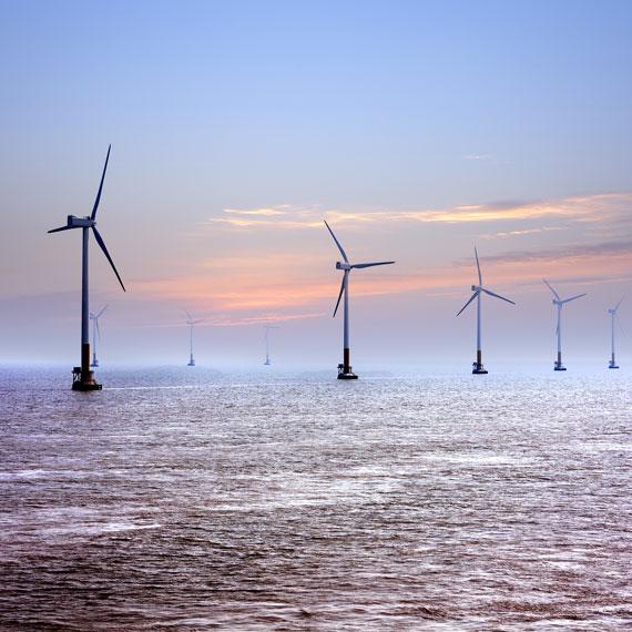 Windpowergeneration