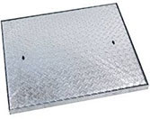 solid top steel cover