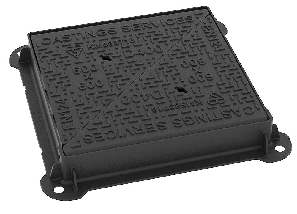 HA104 D400 EN124 Manhole Cover